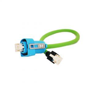 Data I/O Cable Connectors